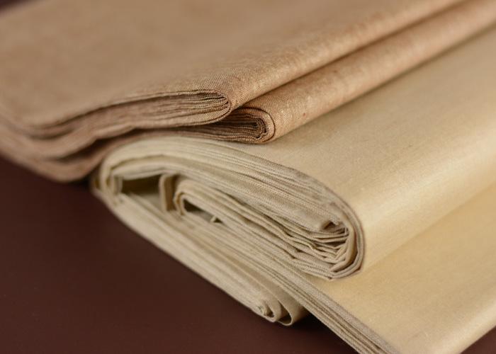 Tussar silk cloth