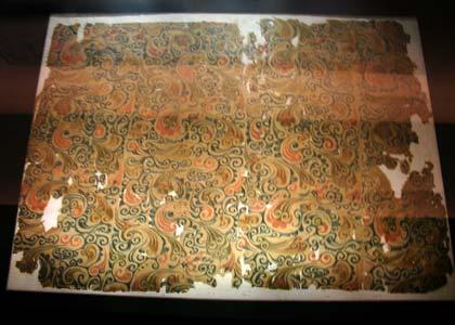 history of silk