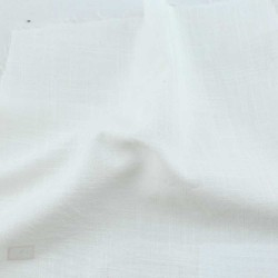 PURE WHITE (READY FOR DYING)   KHADI COTTON BLEND