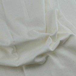 PURE COTTON WHITE (READY FOR DYING) | BLEACHED WHITE