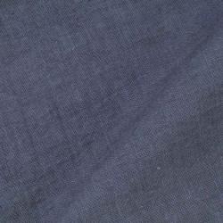 PLAIN BLUISH GREY PURE COTTON HANDWOVEN FABRIC
