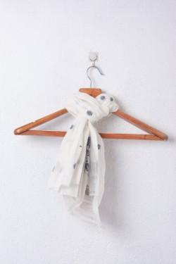 HANDMADE PURE HANDSPUN JAMDANI |COTTON TABLE CLOTH