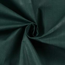PLAIN GREEN PURE COTTON HANDWOVEN FABRIC