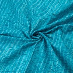 BLUE SHIBORI FABRIC