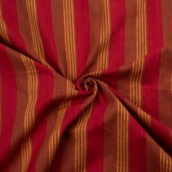 PURE COTTON YARN DYED FABRIC | DESIGN - STRIPES