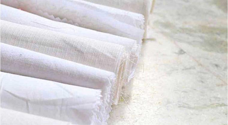 Soft khadi cloth material