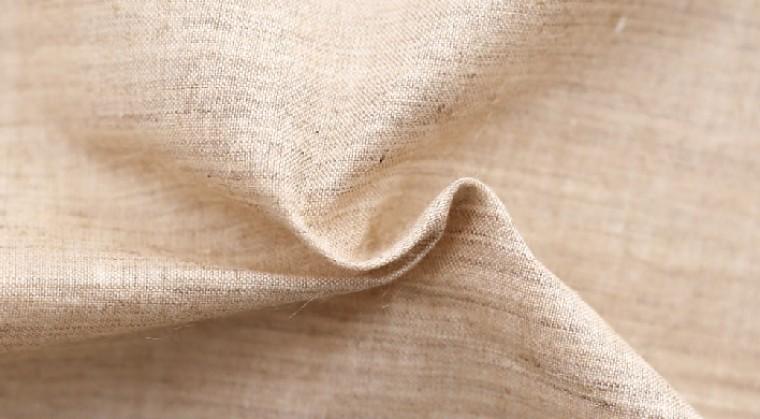 Tussar silk material