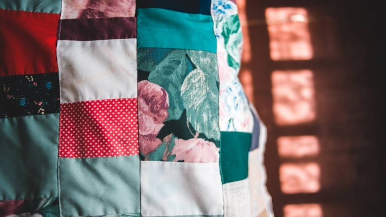 DIY Patchwork projects to reduce fabric waste