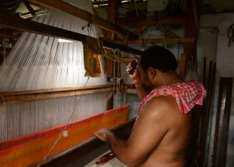 jacquard weaver